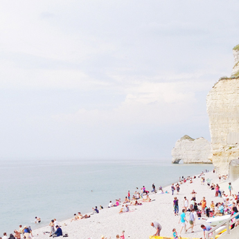 22 — Un week-end entre amis à Etretat
