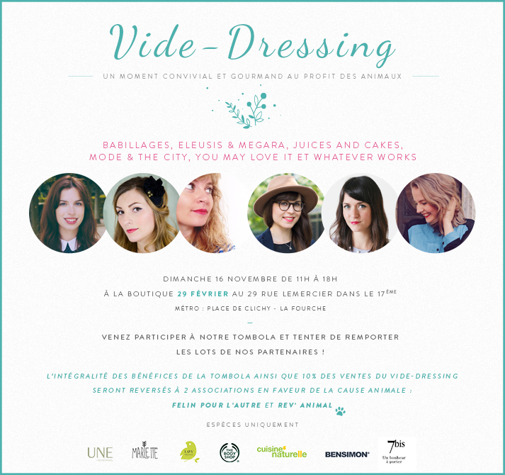 You May Love It- Vide Dressing #VD4ANIMALS